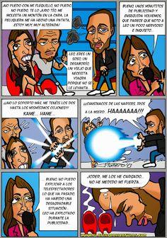 YOCMAGAZINE: Así fue... estas son las imágenes censuradas de la final de Tony y Oriana