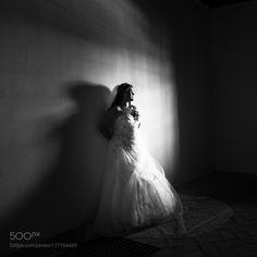 Ana Bride by WedFotoNet