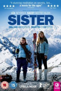 """""""L'enfant d'en haut"""" (original title) A drama set at a Swiss ski resort and centered on a boy who supports his sister by stealing from wealthy guests.  Director: Ursula Meier Stars: Léa Seydoux, Kacey Mottet Klein, Martin Compston"""