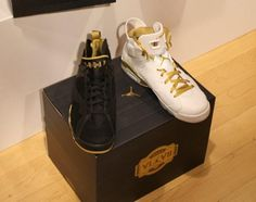 "> Air Jordan ""Golden Moments"" Box Set - Photo posted in Kicks @ BX  (Sneakers & Clothing)"