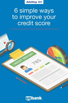 Your credit score can affect your eligibility to lease a car obtain a mortgage and more. Learn simple ways to maintain a good score or boost one that& dropped. Free Credit Repair, Credit Repair Companies, Fix Your Credit, Improve Your Credit Score, Ways To Save Money, Money Saving Tips, What Is Credit Score, Financial Budget, Financial Planning