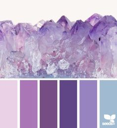 amethyst hues #diy #crafts