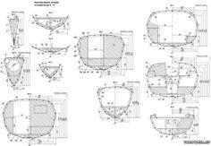 Спецификация деталей конструкции корпуса