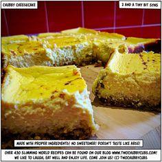 proper dessert alert: the chubby cheesecake - twochubbycubs