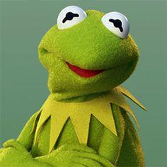 Disney Movie Rewards, Disney Movies, Custom Puppets, Gold Christmas Decorations, Kermit The Frog, Frogs, Childhood, Cartoon, Stickers