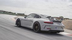 2018 Porsche 911 GT3 in crayon gray Photo 4