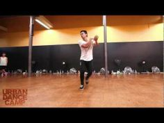 "▶ Brian Puspos :: ""Stuck On Stupid"" by Chris Brown (Choreography) :: Urban Dance Camp - YouTube"