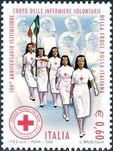 Red Cross Volunteer Nursing Corps