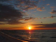 Beach Sunrise Destin, FL