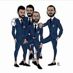 BBBC 🔥💪🏼🇮🇹 • • • #Barzagli #Bonucci #Buffon #Chiellini #Nazionale #Azzurri #juventus #instajuve #juvetoday #finoallafineforzajuventus #finoallafine #forzajuve #adidas #seriea #italy #Nike #Adidas