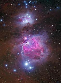 """M42 - """"The Orion Nebula"""""""