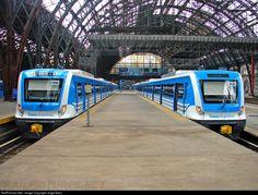 Trenes Argentinos CSR EMU at Buenos Aires, Argentina - Estación Retiro
