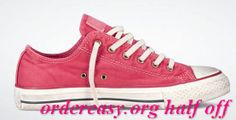 So cuteee!! I dont think i would wear them though     Fashion pink #converses #sneakers summer 2014