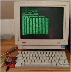 Z80 in FPGA