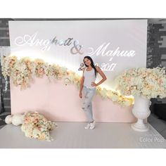 Home Discover Backdrop 2018 Decoration Hugweddingplanner Flowers Wedding in Thailand - Salvabrani Wedding Wall Wedding Stage Wedding Photo Booth Wedding Reception Dream Wedding Backdrop Decorations Wedding Decorations Wedding Trends Wedding Designs Wedding Wall, Wedding Photo Booth, Wedding Stage, Wedding Ceremony, Wedding Photos, Dream Wedding, Backdrop Decorations, Wedding Decorations, Wedding Trends