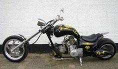 Customized motor #tekoop #aangeboden in de Facebookgroep #motorentekoopmt #motortreffer #custom #customized #chopper