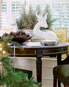 bossy color | Annie Elliott Interior Design | Merry Christmas, Gentle Readers! | http://bossycolor.com