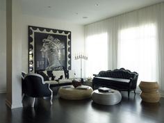 Living room- Novogratz style