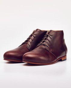 Emilio LE Chukka Boot Brandy