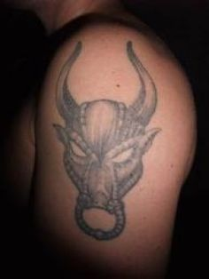 Bull Tattoos And Meanings