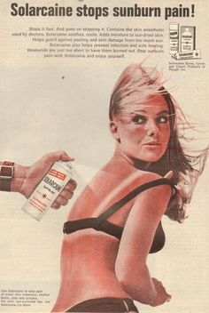 Classic Advertisement #4 #marketing #inspiration #retro   - posted by http://donesmart.com/