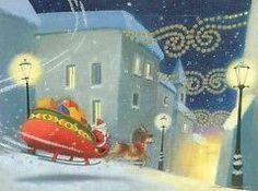 Santa's on His Way Advent Calendar - NEW - 9780735821361 by Wensell, Ulises (ILT