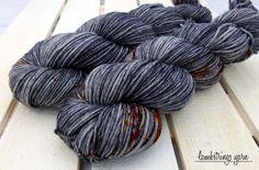 Ewetopia DK, Hand dyed yarn, Superwash Merino Wool, 231 yds/ 100g: Hydro-Press. by Lambstrings on Etsy