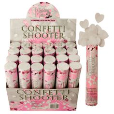 Wedding Confetti Shooter. Cannon Style 12 only