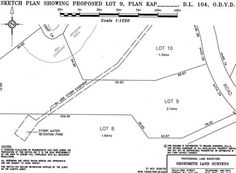 Lot 9 Spall Vista Estates in the Northern Okanagan Valley. Minutes from Vernon, Silver start Resort and all amenities and attractions. Plan Sketch, Lots For Sale, Commercial Real Estate, Investment Property, Vernon, How To Plan, Silver, Money