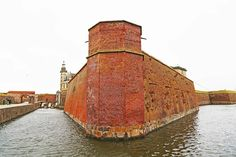 Tour the Maritime Museum of Denmark and Kronborg Castle--fortification walls built during the 15th century in Denmark.