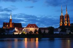 Wrocław, the capital of Lower Silesia, is one of the oldest and most beautiful Polish cities