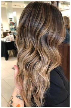 Brown Hair Balayage, Balayage Brunette, Hair Color Balayage, Brunette Hair, Caramel Balayage, Bayalage, Balayage Highlights, Brown Eyes Blonde Hair, Brown Highlights