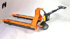Pallet Jack (Lego Technic MOC)