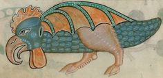 Detail from The Luttrell Psalter, British Library Add MS 42130 (medieval Medieval Manuscript, Medieval Art, Illuminated Manuscript, Bayeux Tapestry, Drawing Sketches, Drawings, Funny Character, British Library, Art Projects