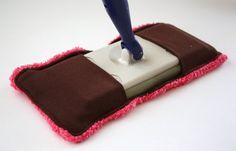 Reusable Swiffer Sweeper Pad