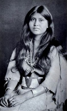 Loti-kee-yah-tede and she is Laguna (Pueblo). the picture was taken in 1904. Isn't she beautiful? http://traditionalnativehealing.com
