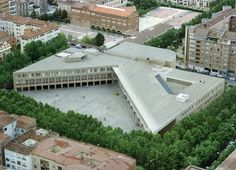 Rafael Moneo - Logroño City Hall, 1980, Logroño, Spain