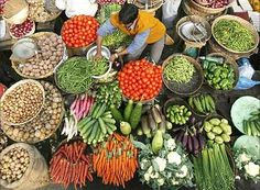 Vegetable prices soar in Hyderabad - Teluguabroad