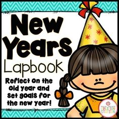 New Years Lapbook Us