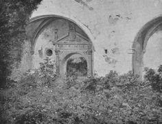 Eliseo Meifrén Roig. Convento de San Luis, San Vicente de la Barquera. Óleo sobre lienzo. Firmado. 80 x 100 cm. Bernardino de Pantorba, 1942. Ausa, p. 282-3.