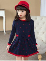 SHARE & Get it FREE | Heart Print Knitted DressFor Fashion Lovers only:80,000+ Items • New Arrivals Daily • Affordable Casual to Chic for Every Occasion Join Sammydress: Get YOUR $50 NOW!