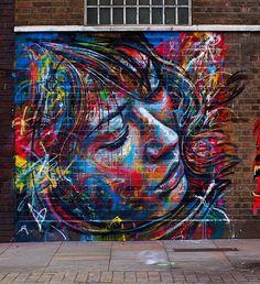 Graffiti by David Walker