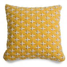 inspiration: single crochet, then running stitch embroidery... hmmmmm