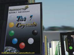 "DOWNLOAD New Science Fiction Fantasy Thriller & Comic Book Super Hero Novel for 2015 called ""Lumanite X"""