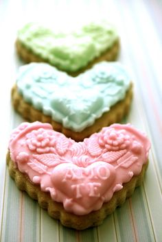 I heart Springerle cookies.
