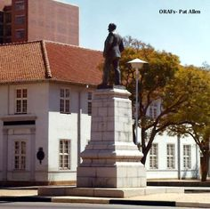 Rhodesia Remembered: A Salisbury Walkabout with Patrick Allen Zimbabwe History, Zimbabwe Africa, Anglican Cathedral, House Of Beauty, All Nature, Walkabout, Salisbury, Places Of Interest, Its A Wonderful Life