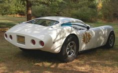 1964 Kellison J-5 For Sale Rear
