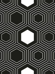 Nordic Print Black and White Laminas por Sorbetedelimonprints