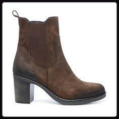 Sacha Damen Stiefeletten Braun (Size: 40) - Stiefel für frauen (*Partner