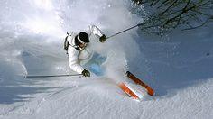 Séjour insolite en famille, des sessions de ski hors pistes, randonnées en raquette sur le domaine des portes du Mont Blanc, à Combloux - Megève Ski Freeride, Best Skis, Skiing, Snow, World, Outdoor, Dance Floors, Mont Blanc, Puertas